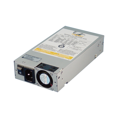 High Efficiency 74%, 1U Size Power Supply (with +12V Power Connector)