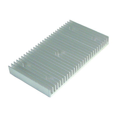 Aluminum Radiating Fin (for bottom side)
