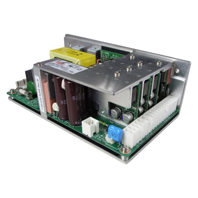 Fanless ATX power supply with backup function