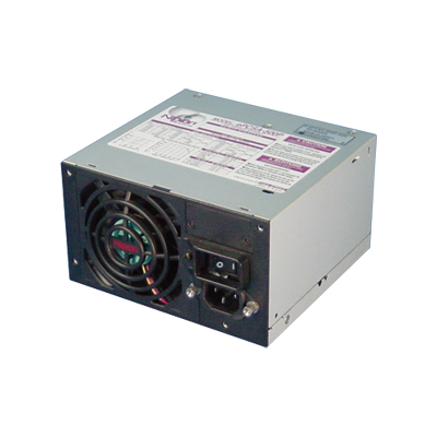 CCC compliant, 500W ATX power supply. Amazing hold-up time!
