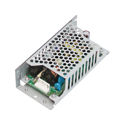 Small size 15W general purpose power supply (24V output with chassis and cover)