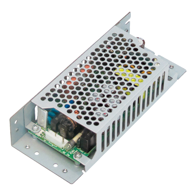 Small size 30W general purpose power supply (24V output with chassis and cover)