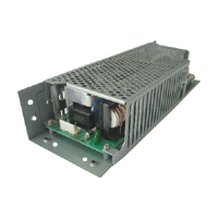 High efficiency +24V single output power supply (Nylon connector type with chassis and cover)
