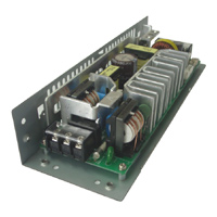 +24V output power supply with backup function (Block terminal type with chassis)