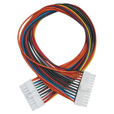 24-pin main connector output harness