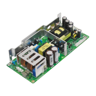 Ultra high efficiency 95% AC-DC PCB switching PSU (24V output, nylon connector type)