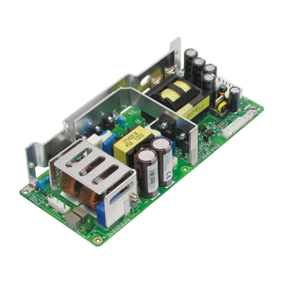 Medical Standard IEC60601 2nd&3rd (ANSI/AAMI ES60601-1) Approved High Efficiency, High Peak Power, and Low Standby Power Compliant AD-DC Switching-Mode Power Supply (+24V output Nylon connector type)