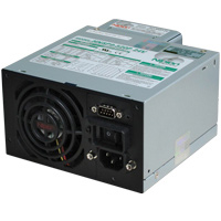 High efficiency Nonstop power supply with +24V output