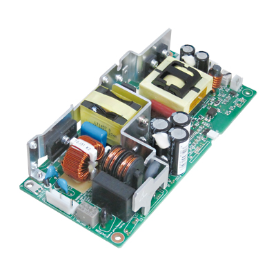 High efficiency/Advanced type PCB Type AC-DC Switching Mode Ultra-Power Supply(+48V output Nylon connector type)