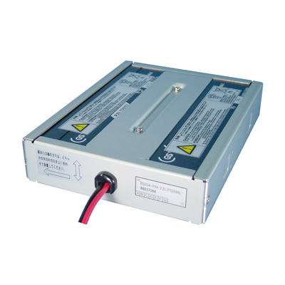 5-inchi bay Fixed Type Lead battery Package