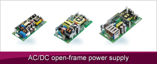 AC/DC open-frame power supply,