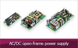 AC/DC open-frame power supply